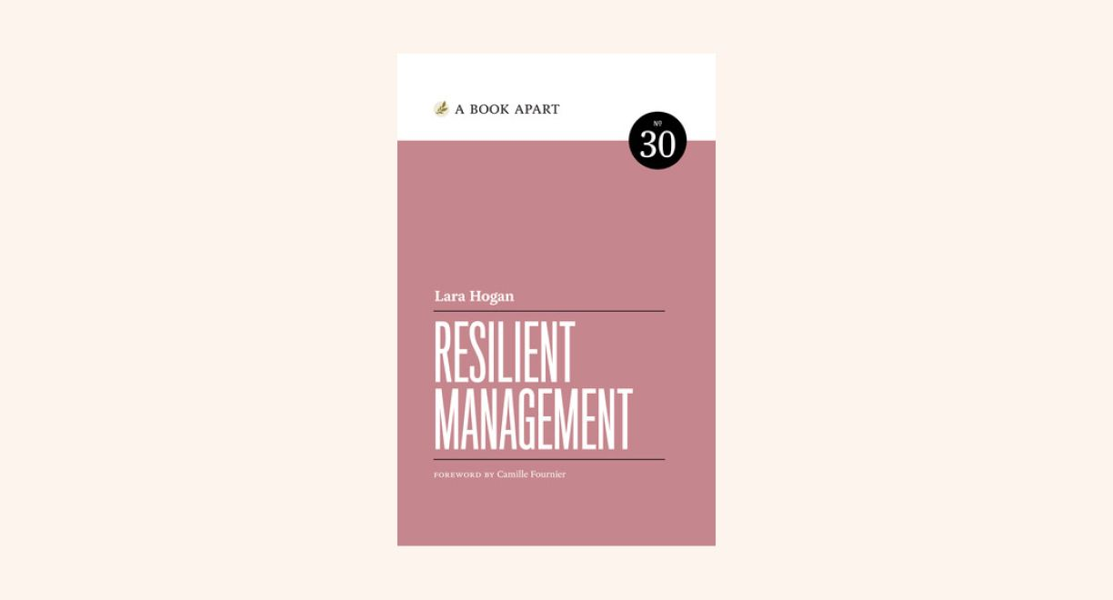 Resilient Management cover