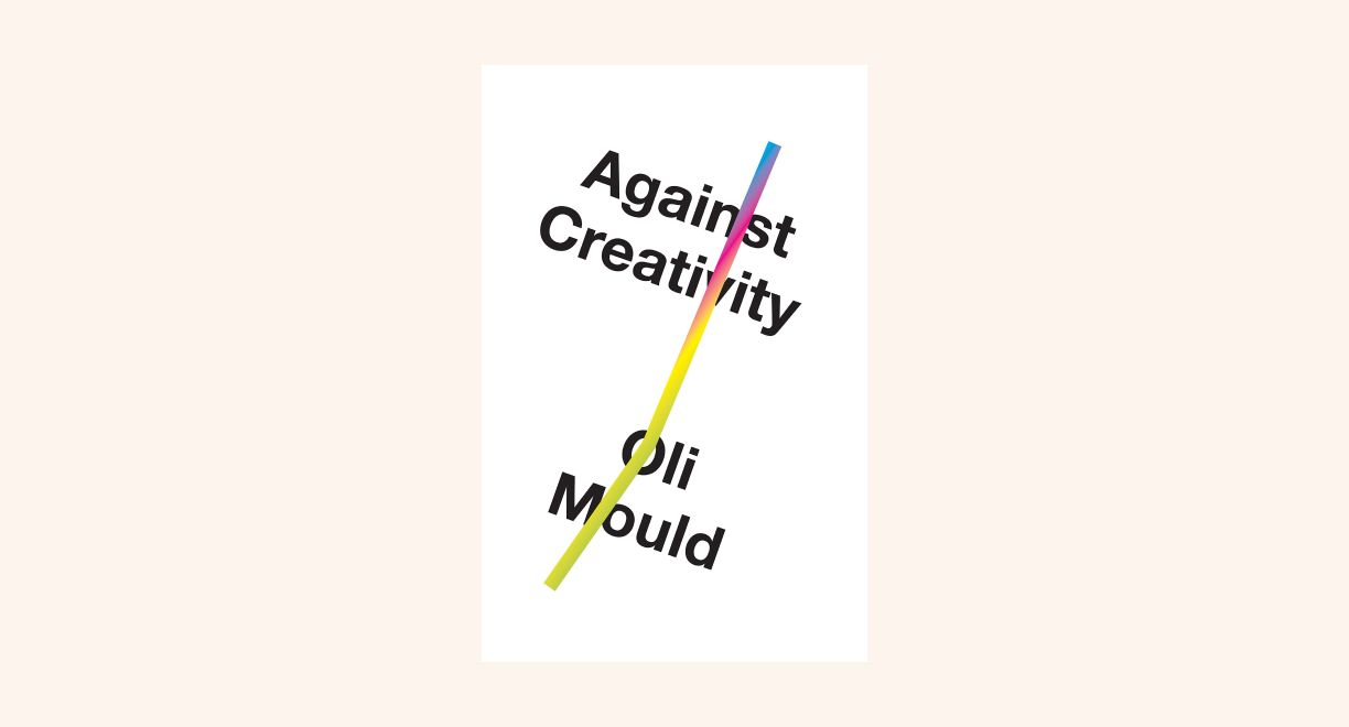 Against Creativity cover