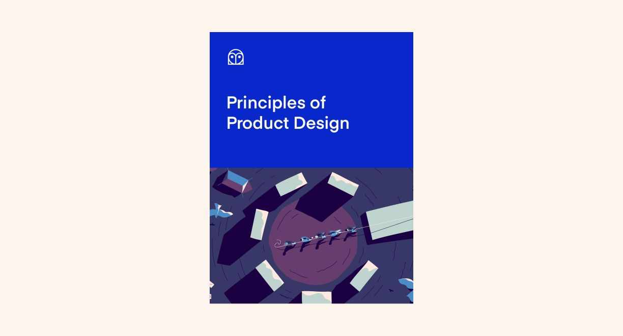 Principles of Product Design cover
